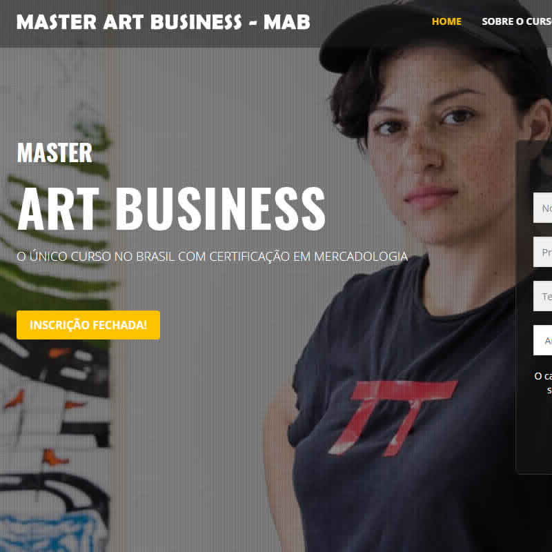 Master Art Business